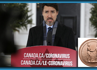 Desperate To Oppress Covid-19 With Government Resources, Canada Offers To Sign A Treaty With It