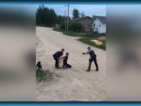 "RCMP Says ""Concerning"" Arrest Video Doesn't Contain Entire 152 Year Practice Of Police Brutality"