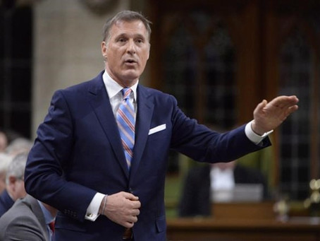Maxime Bernier Lays Out His Vision Of A Utopian Nation Filled With Uncultured Swine