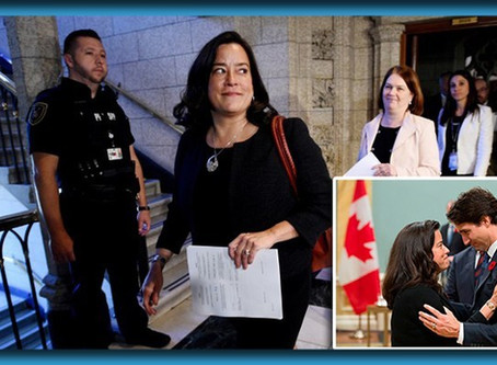 Jody Wilson-Raybould Caught Bribing Libyan Dictators, Trudeau Promptly Reinstates Her As AG