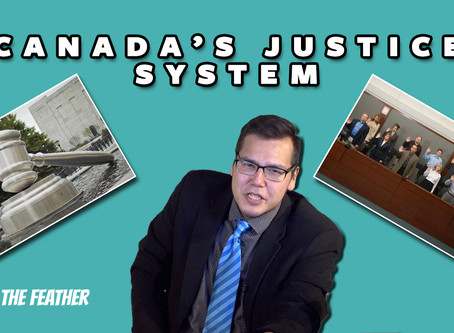 News Monologue #1 – Canada's Justice System