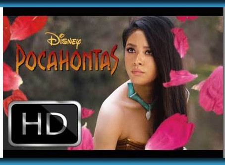 Live Action Remake Of Pocahontas A Chance For Disney To Accurately Portray Harmful Stereotypes In HD