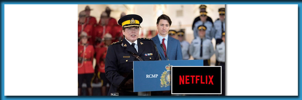 RCMP Announce Shooter's True Motives Will Be Revealed During His Inevitable Special On Netflix