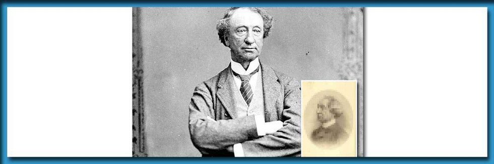 Uncovered Portrait Of John A. Macdonald Gifted To Indigenous People Evidence Of Very First Dick Pic