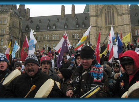Seasoned Indigenous Communities Summoned To Assist With Nation's First State Of Emergency