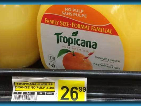 "Inuit Leaders Call Out Feds: ""If We're Paying $27 For A Carton Of Orange Juice, It Bette"