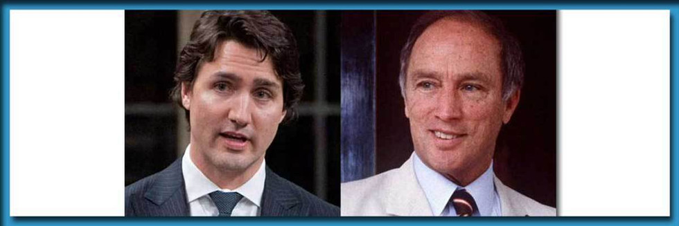 "Ghost Of Trudeau Sr. Returns To Console Son: ""Thought I Told You To Not Mess With The Indians"""