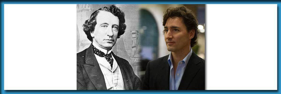 Trudeau Dusts Off And Appoints John A. Macdonald Statue To Minister Of Indigenous Services