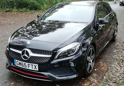 Mercedes-Benz A Class - Marcus James Used Cars Suffolk