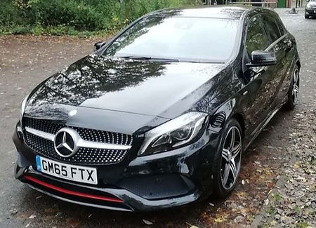 Mercedes-BenMercedes-Benz A Class - Marcus James Used Cars Suffolk