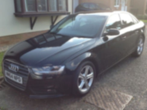 Audi A4 2015 (64 reg) - Marcus James Used Cars Suffolk