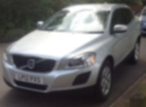 Volvo XC60 2.4 D4 SE Lux Geartronic AWD 5dr - Marcus James Used Cars Suffolk