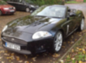 BMW 5Jaguar XKR 4.2 2dr - Marcus James Used Cars Suffolk