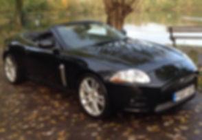 Jaguar XKR 2007 (07 reg)  4.2 2dr - Marcus James Used Cars Suffolk