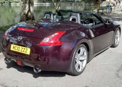 Nissan 370 z 2010 (10 reg) - Marcus James Used Cars Suffolk