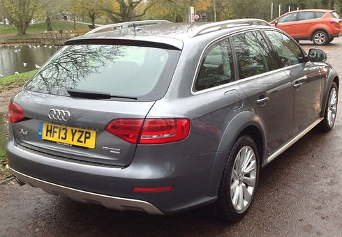 Audi A4 Allroad 2013 (13 reg)  2.0 TDI S Tronic quattro 5dr - Marcus James Used Cars Suffolk