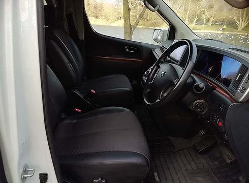 Nissan Elgrand 2005 (05 reg) - Marcus James Used Cars Suffolk