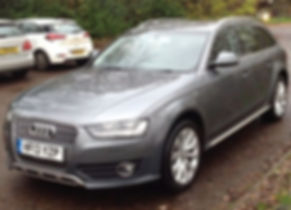 Audi A4 Allroad 2013 (13 reg)  2.0 TDI S Tronic quattro 5dr - Marcus James Used Cars Suffolk