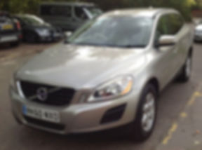 Volvo XC60 2.0 D4 SE Lux Nav 5dr - Marcus James Used Cars Suffolk
