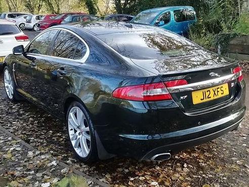 Jaguar XF 2009 (09 reg) - Marcus James Used Cars Suffolk