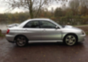 Subaru Impreza (2004) - Marcus James Used Cars Suffolk