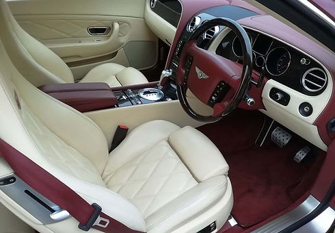 Bentley Continental GTC - Marcus James Used Cars Suffolk