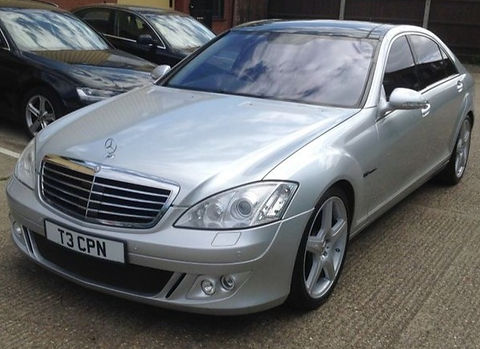 Mercedes-Benz S Class 2006 (06 reg) - Marcus James Used Cars Suffolk