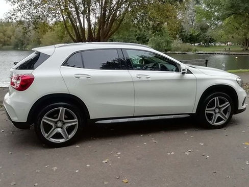 Mercedes-Benz Gla Class - Marcus James Used Cars Suffolk