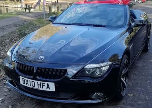 BMW 6 Series 2010 (10 reg)  3.0 635d Sport 2dr - Marcus James Cars Used Cars Suffolk
