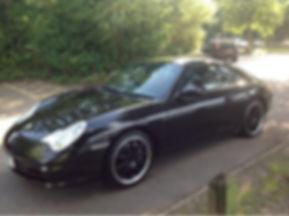 Porsche 911 3.6 996 Carrera 4 Tiptronic S AWD 2d - Marcus James Used Cars Suffolk