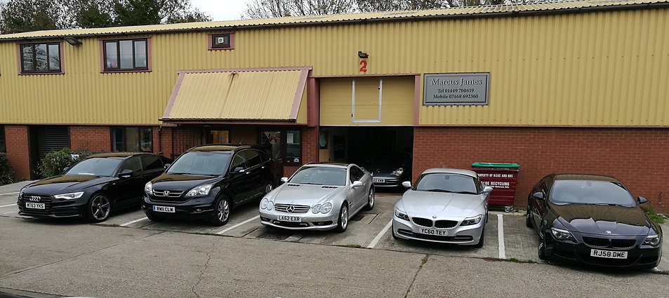 Marcus James Used Cars Suffolk