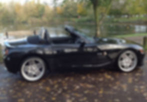 BMW Alpina Roadster 3.4 2dr No 105, Superb with FSH - Marcus James Used Cars Suffolk