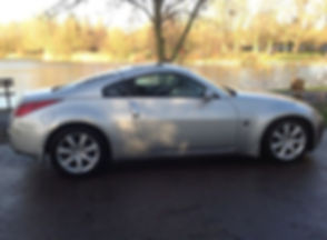 Nissan 350 Z (2005) - Marcus James Used Cars Suffolk