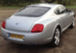 Bentley Continental 6.0 Mulliner GT 2dr - Marcus James Used Cars Suffolk