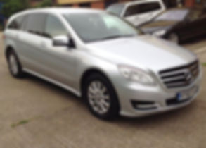 Mercedes-Benz R Class 3.0 R350 CDI -Marcus James Used Cars Suffolk