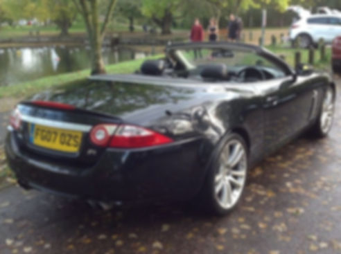 Jaguar XKR 4.2 2dr - Marcus James Used Cars Suffolk