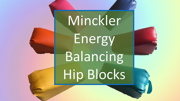 Minckler Energy Balancing Hip Blocks