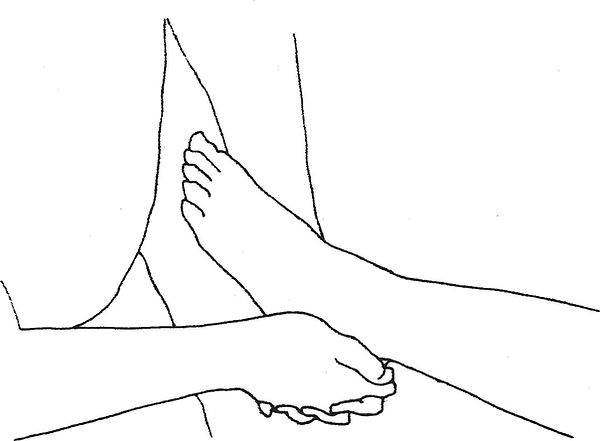 Heel Bone (Calcaneus) Adjustment