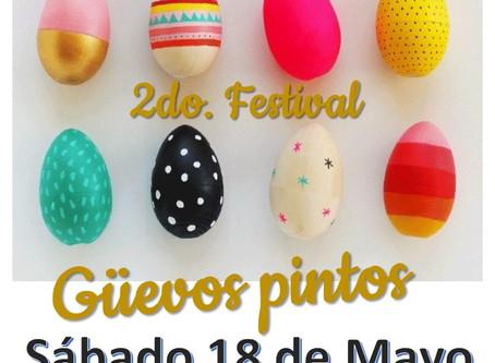 """II festival de """"Güevos Pintos"""""""