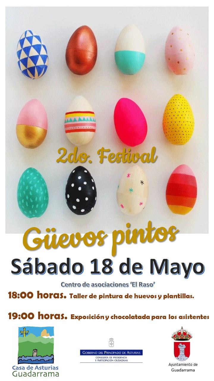 II festival de Güevos Pintos