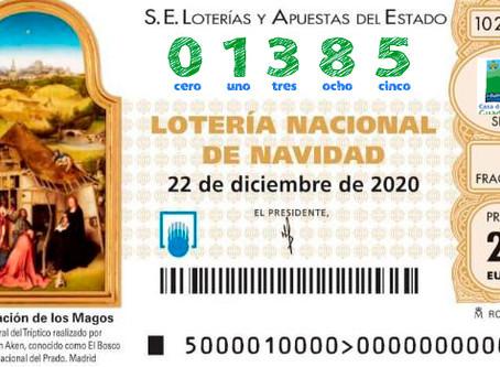 Vuelve la ilusión de nuestra lotería de Navidad