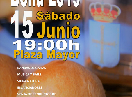 Fiesta del Bollu en Guadarrama
