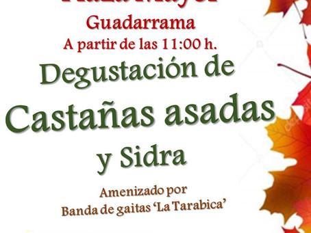 II Amagüestu Celta en Guadarrama