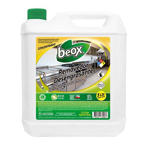 Removedor Desengrasante Cocina Industrial Beox® 5lts