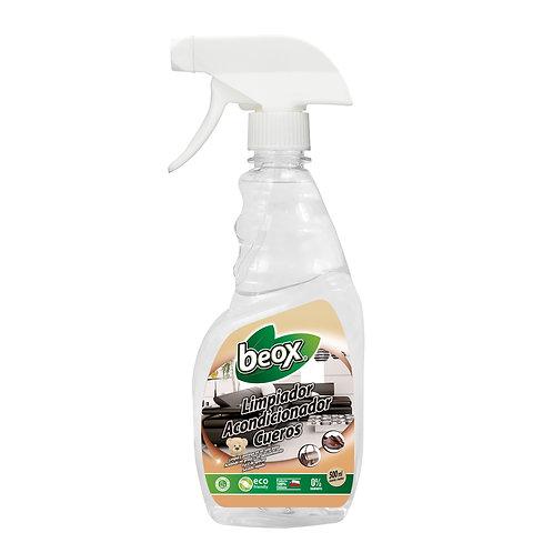 Limpiador & Acondicionador Cueros Beox® 500ml