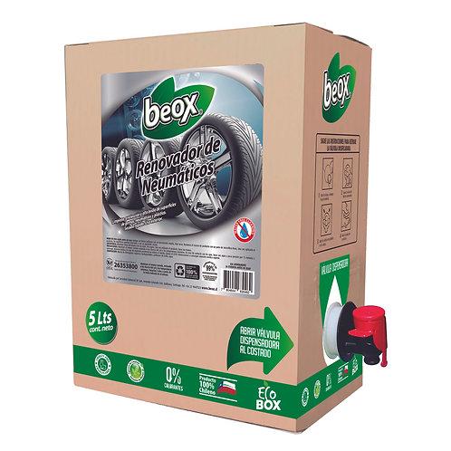 Renovador De Neumáticos BEOX® ECOBOX 5Lts.
