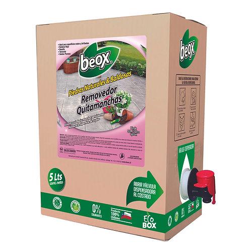 Removedor Manchas Piedras Naturales Beox® 5lts