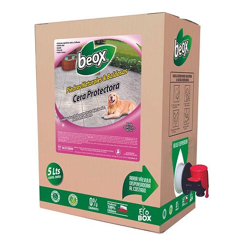Cera Protectora Piedras Naturales Beox® Ecobox 5lts