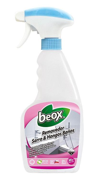 Removedor Sarro y Oxido Baños Beox® 500ml