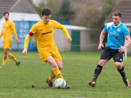 MATCH REPORT - WORTHING TOWN v UBFC
